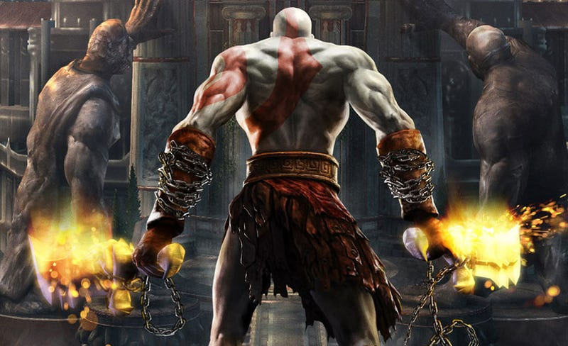 Illustration for article titled Phil Harrison: Why Was God Of War II On PS2, And Not PS3?