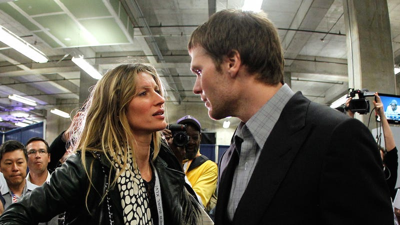 Illustration for article titled Gisele Almost Dumped Tom Brady for Impregnating His Ex Girlfriend