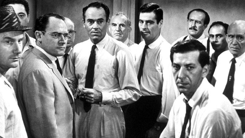 Illustration for article titled Did 12 Angry Men get it wrong?