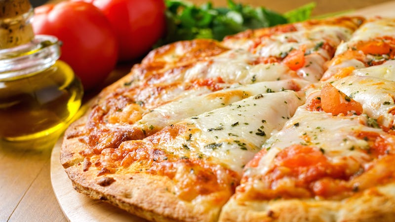 Illustration for article titled Dreams Come True: British University Allows Its Students to Study Pizza