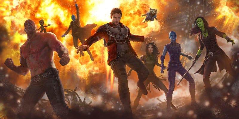 Illustration for article titled Revelan nuevos detalles sobre las películas de Marvel: habrá Guardians of the Galaxy 3 y un villano regresará
