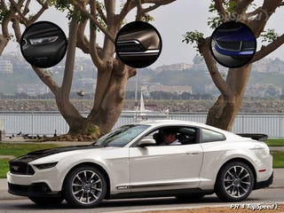 Illustration for article titled Is this the 2015 Mach 1 Mustang?