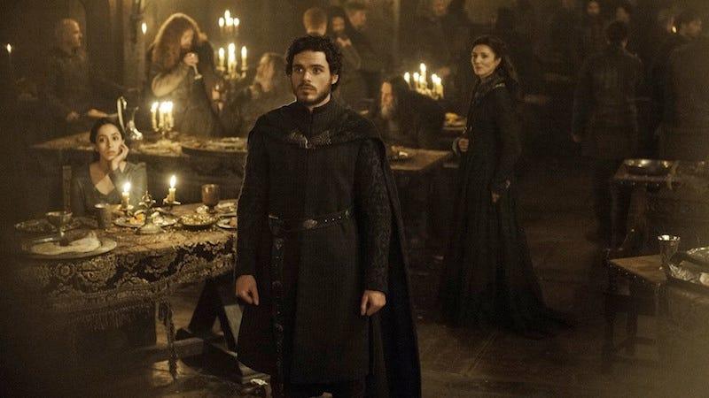 La escena de la boda roja en Juego de Tronos es una de las más icónicas en la historia de la televisión.