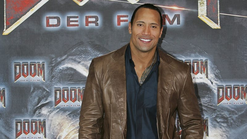 Illustration for article titled Dwayne Johnson's Rampage love affair is breaking the Doom movie's heart