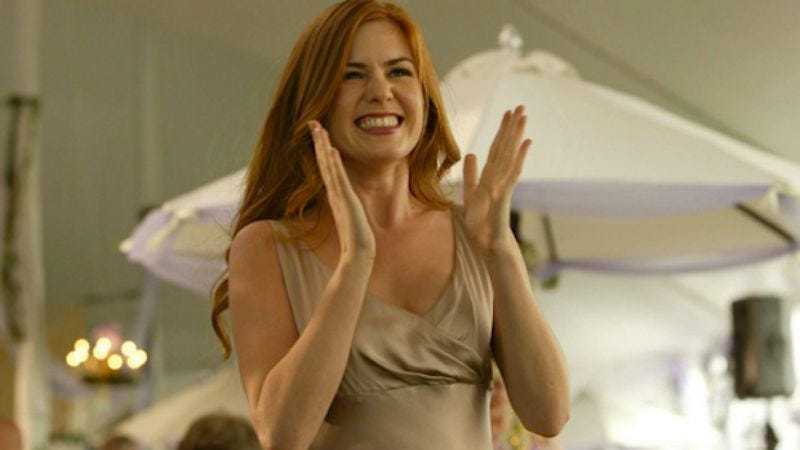 Illustration for article titled Isla Fisher will be in Sacha Baron Cohen's spy spoof movie