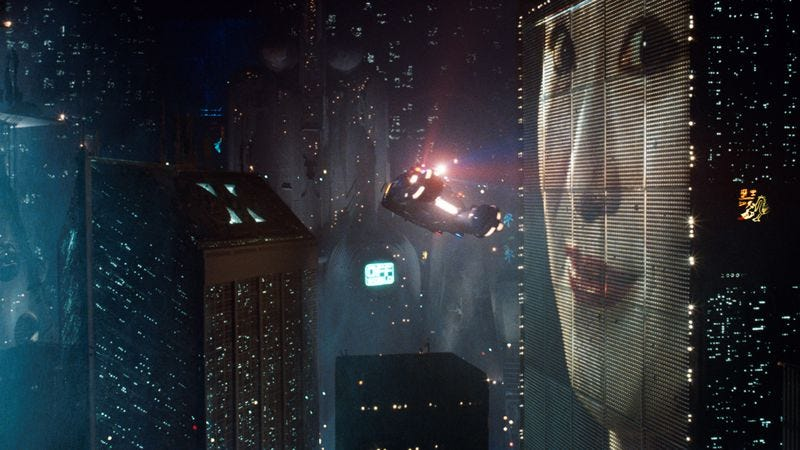 Illustration for article titled Ridley Scott signs on to direct a new Blade Runner movie