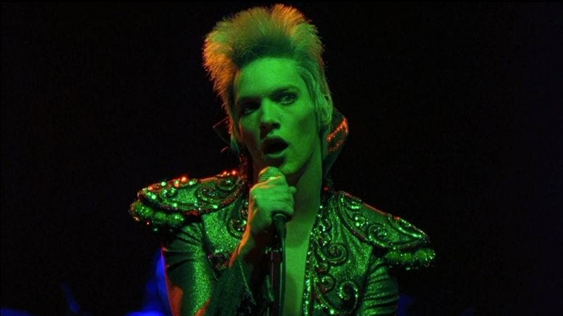 velvet goldmine captures the spirit if not the biography