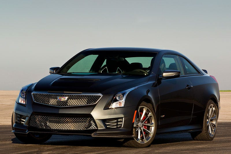 Illustration for article titled Brand New Cadillac Coupes And Sedans Are So Cheap It's Not Even Funny
