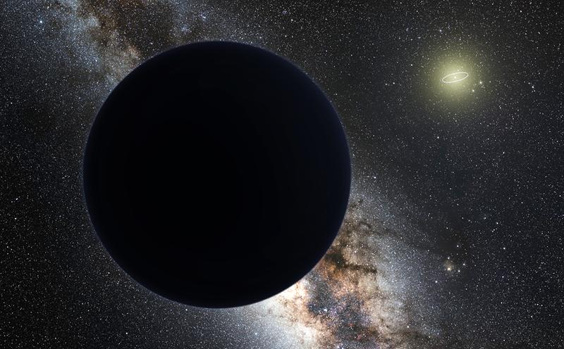 Interpretación artística de un planeta más allá de los confines del Sistema solar. Foto: Wikipedia