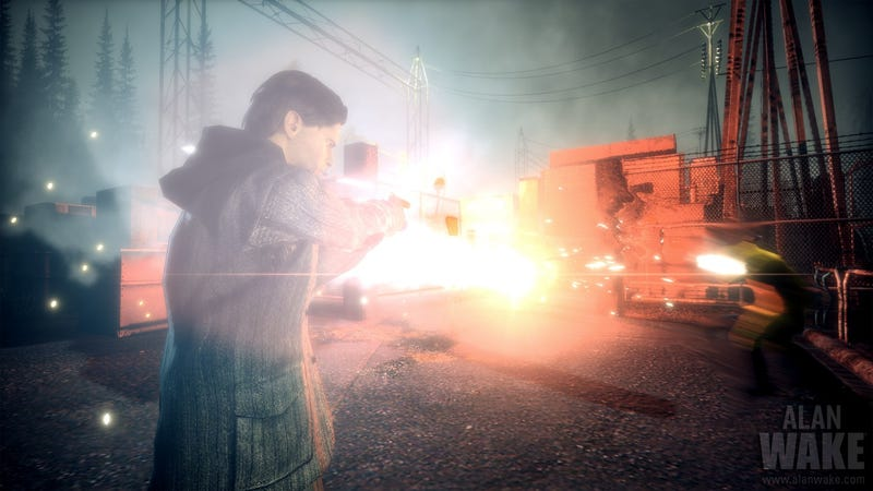 Illustration for article titled Alan Wake Preview: The First Full Episode