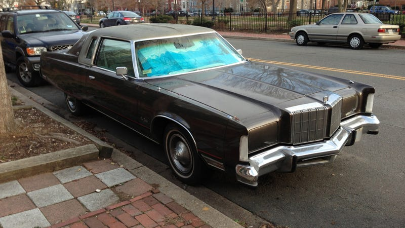 This Chrysler New Yorker Brougham Is What American Luxury Was