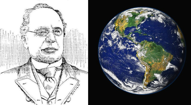 """Illustration for article titled Congress once considered renaming the US """"The United States of Earth"""""""