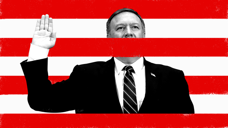 Illustration for article titled The CIA Says Mike Pompeo Didn't Fight in the Gulf War