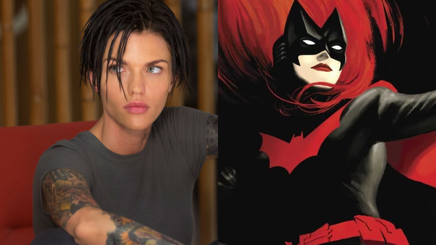 The CW s Live-Action Batwoman Is Ruby Rose