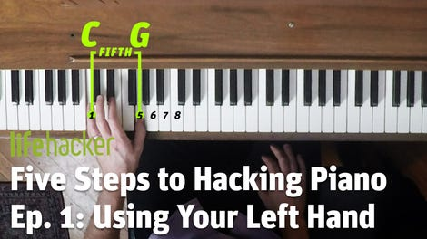 How To Fake Playing Piano Lesson 3
