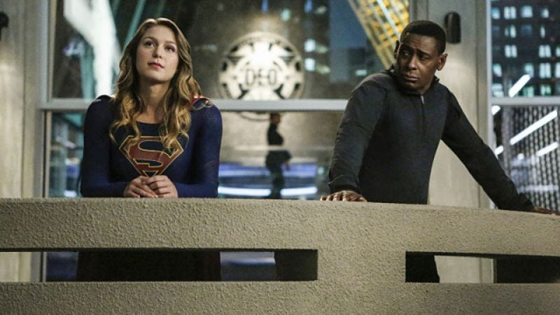 Supergirl/The CW