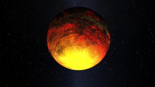 Illustration for article titled Earth 2 at last? Rocky exoplanet is just 1.4 times the size of Earth