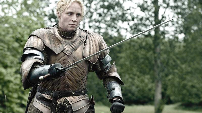Illustration for article titled Game Of Thrones' Gwendoline Christie joins the final Hunger Games movie