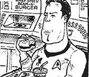 Illustration for article titled The Most Outrageous Star Trek Parody Ever