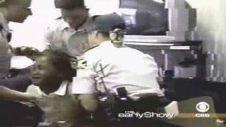 The 2005 arrest of a 5-year-old Florida girl sparked controversy.Screenshot from the Early Show/CBS