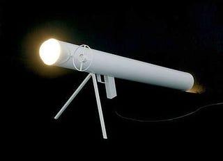 Illustration for article titled The Bazooka Light Is All ShhhhhhfeewwwwwwPKKOOOOWWWWWW