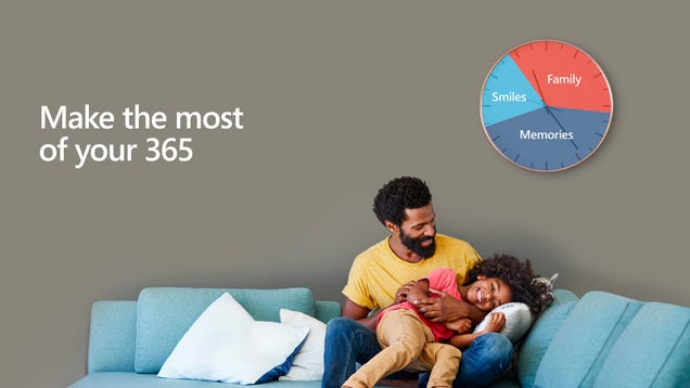 Here s Everything You Get With a Microsoft 365 Subscription