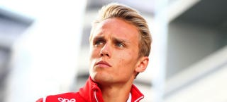 Illustration for article titled Max Chilton Will Bring Daddy's Money To Nissan's Insane Le Mans Racer