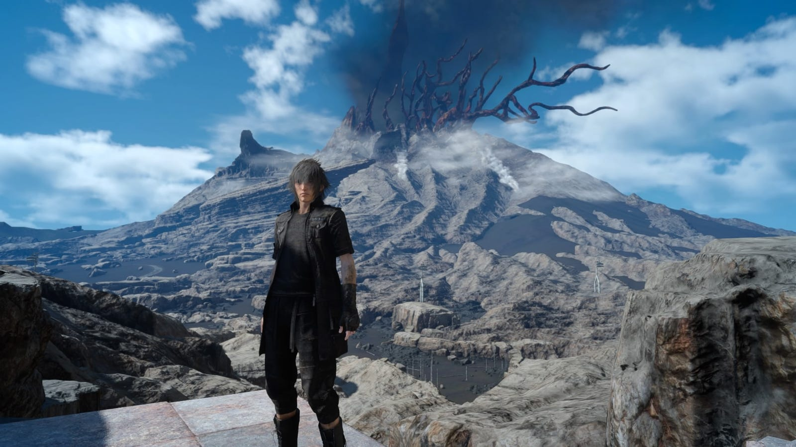 Final Fantasy XV Gets New Game Plus Next Week