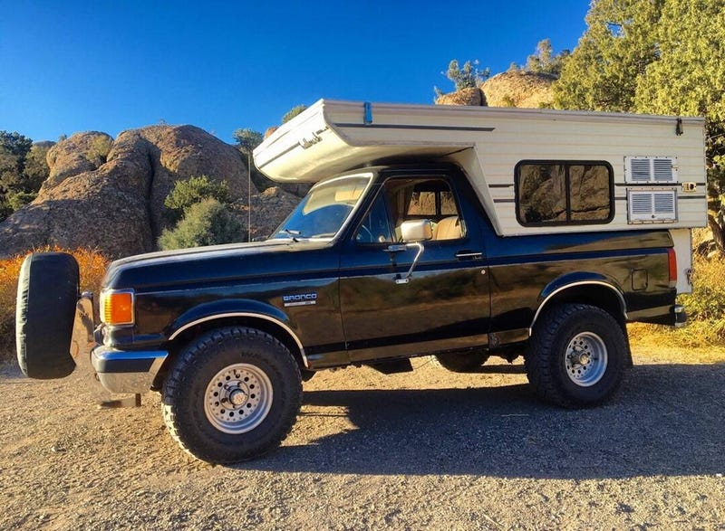 At $11,000, Would You Flip Your Lid Over This 1989 Ford