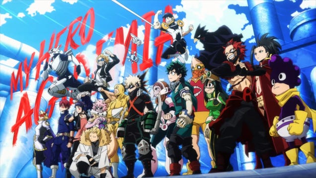 The My Hero Academia Live-Action Film Has a Director
