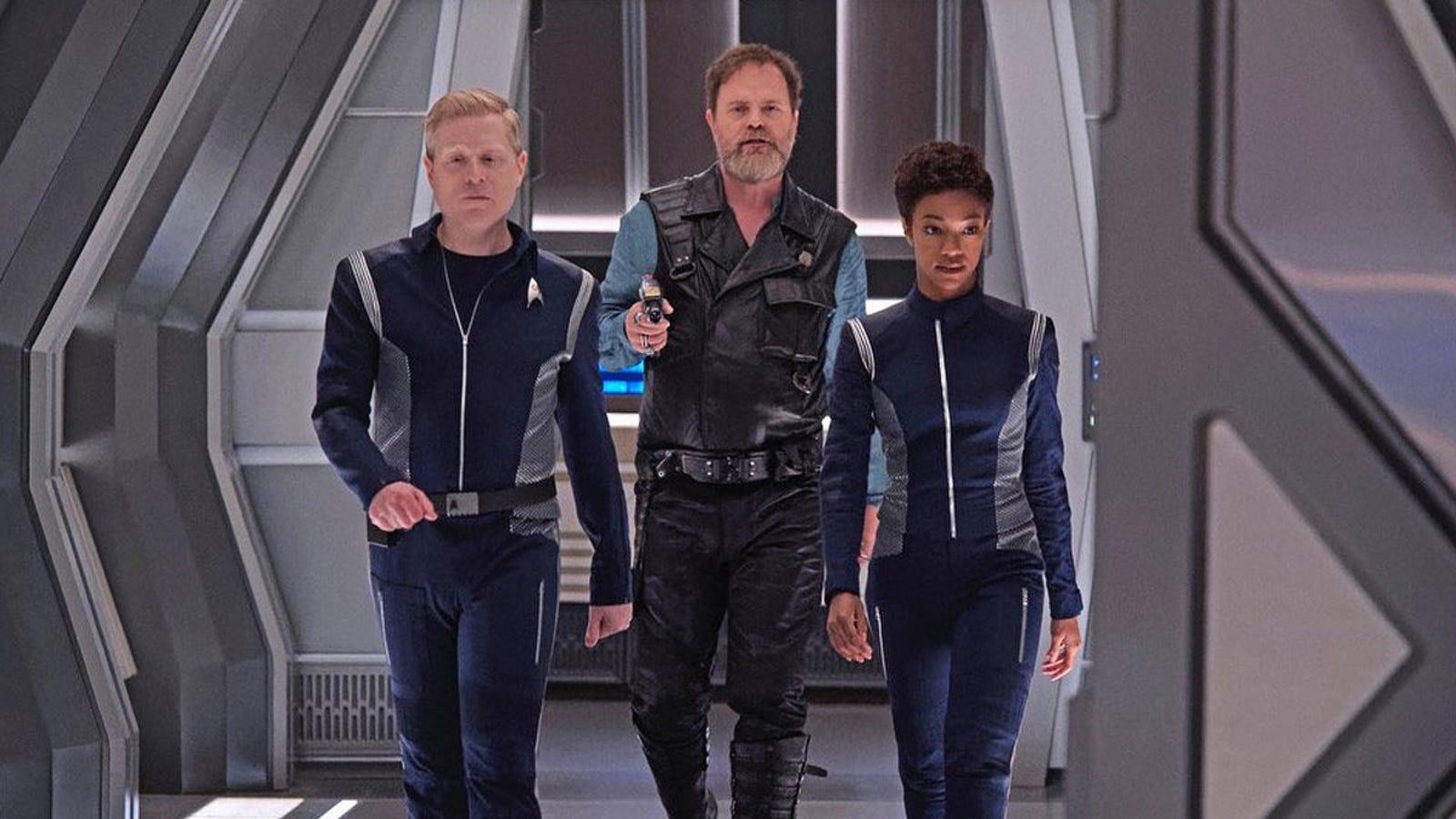 Star Trek: Discovery's Best Episode Happened Because They Wanted to Save Some Cash