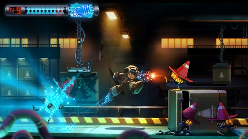 Illustration for article titled Capcom Abandoned Mega Man. You Saved Him.