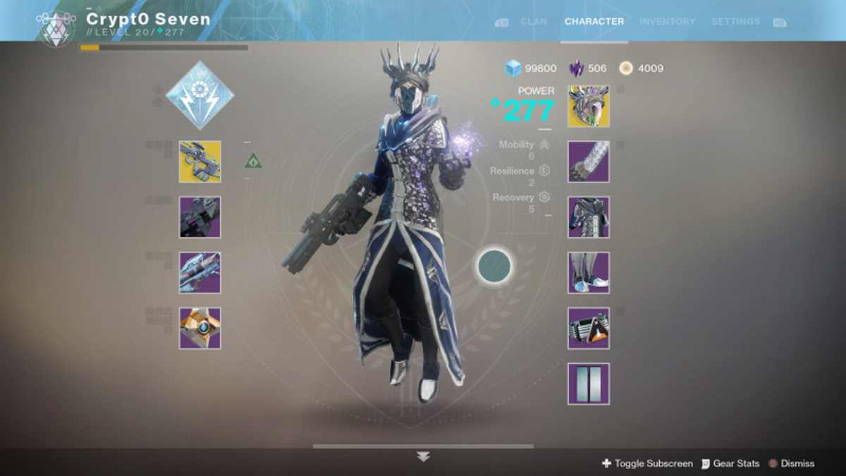 Your Destiny 2 Fashion Choices Reviewed
