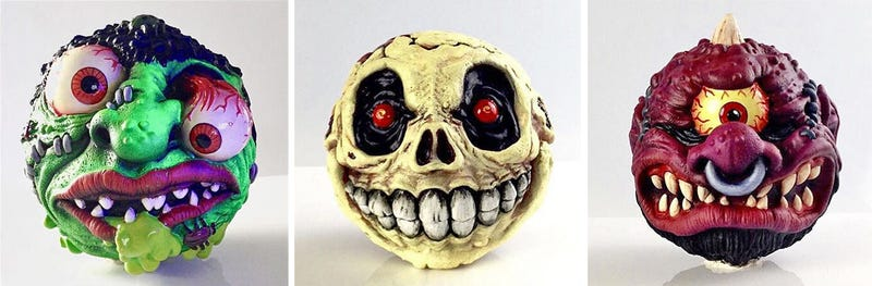 Illustration for article titled Madballs Are Back and More Detailed and Disgusting Than Ever