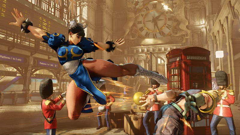 """Illustration for article titled Capcom, EVO Ban Player From 2016 Pro Tour Over """"Inappropriate"""" Touching"""