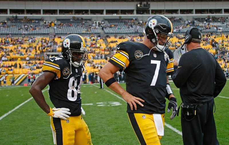 Illustration for article titled The Steelers Are Happy To Let Ben Roethlisberger Feel As Important As He Thinks He Is