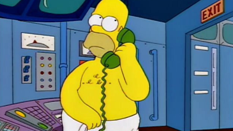 Illustration for article titled Homer Simpson Will Take Your Questions on a Live-Animated Segment of The Simpsons