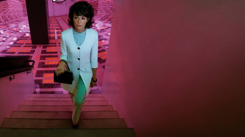 Katie Aselton stars in Legion (Photo: Frank Ockenfels/FX)