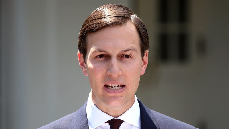 Illustration for article titled Jared Kushner Assures Reporters He Never Revealed State Secrets Without Turning Huge Profit