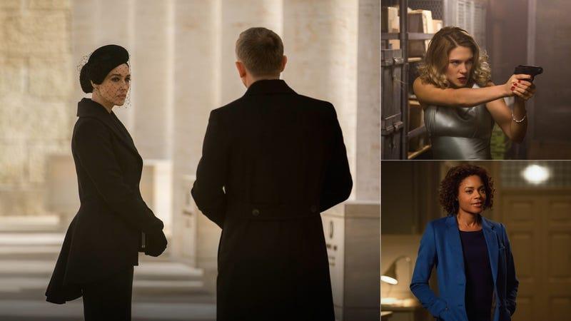 Illustration for article titled Spectre Makes the Case for Bond Girls Over Bond