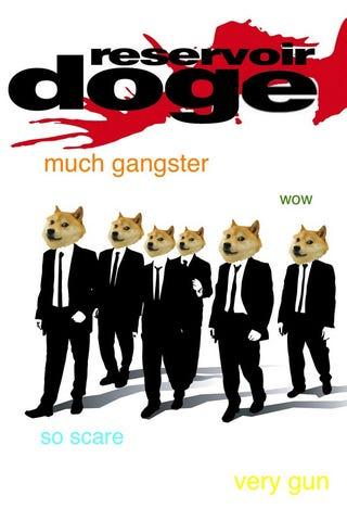 Illustration for article titled Speaking of Doge...