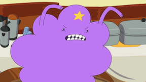 Illustration for article titled Lumpy Space Princess Torments Me Unto Madness