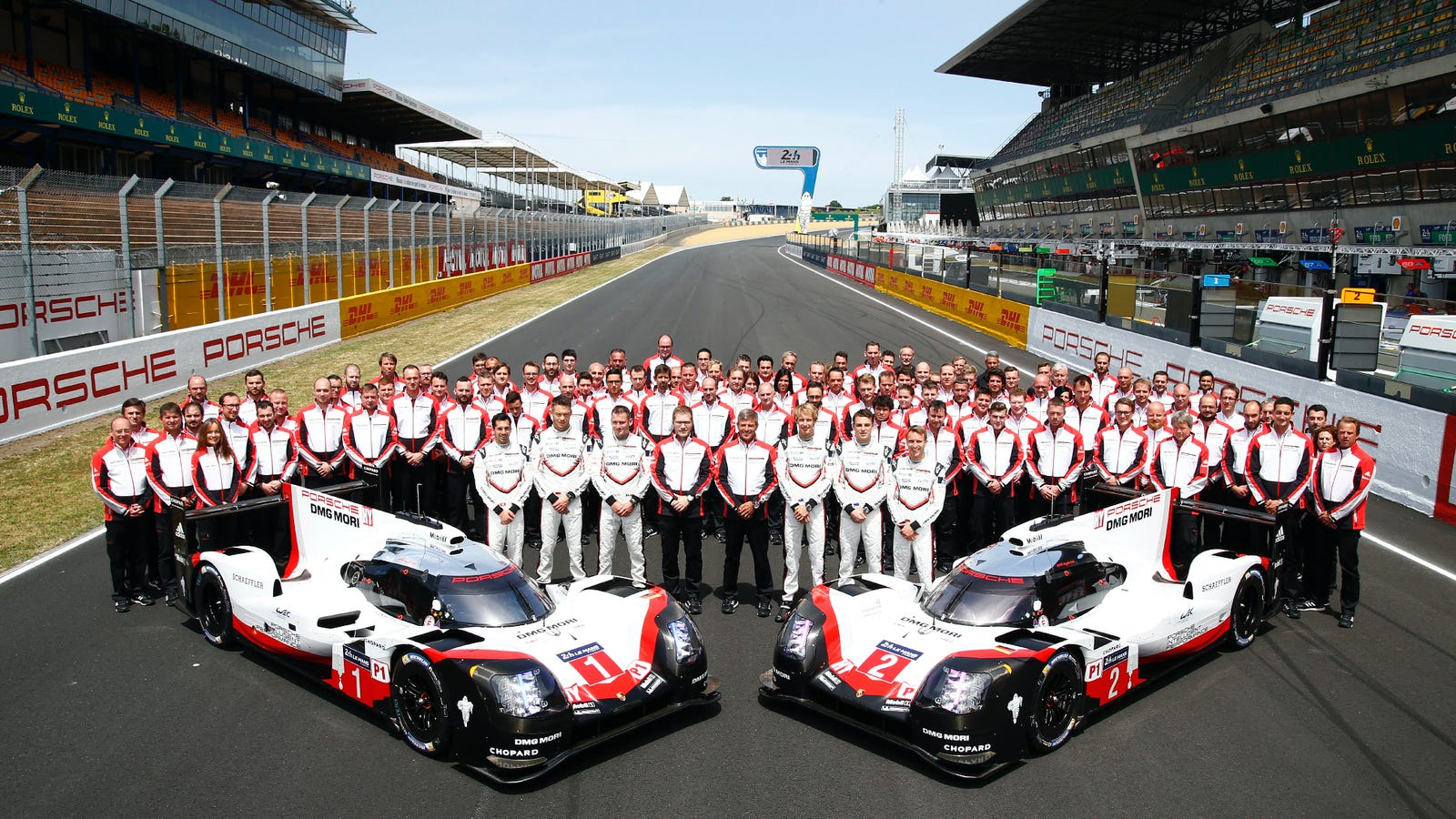 Here Are All The Cars At The Hours Of Le Mans