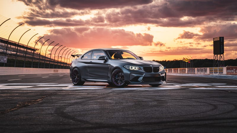 Your Magnificently Mad BMW M2 Wallpaper Is Here