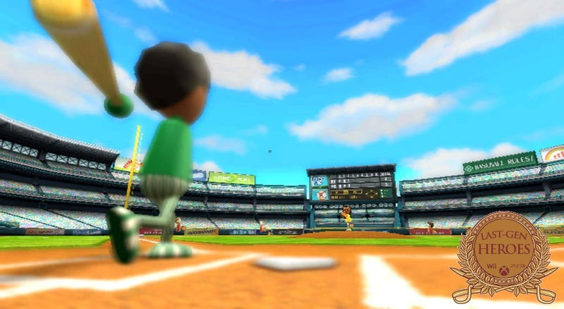 Illustration for article titled Last-Gen Heroes: Wii Sports is one of the Greatest Games Ever Made