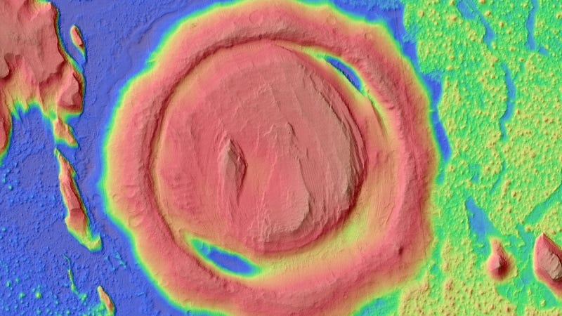 Illustration for article titled Descubre Marte como nunca lo habías visto