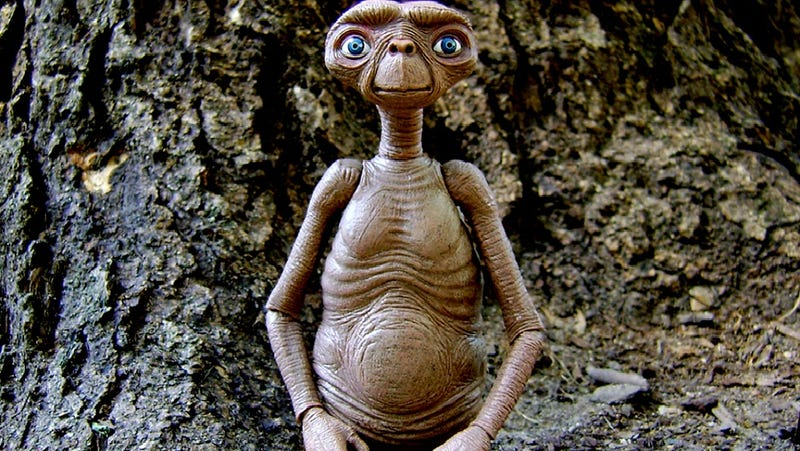 Illustration for article titled Weird Facts That You Didn't Know About E.T.: The Extra-Terrestrial