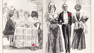 Illustration for article titled A NSFW Victorian Pop-Up Sex Book... in GIF Form!