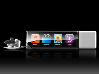 Illustration for article titled iStick: The iPod touch Tube Concept