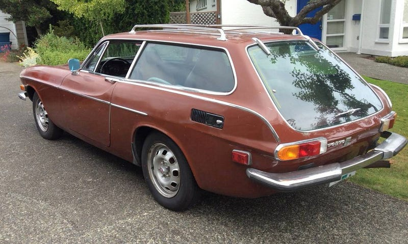 Illustration for article titled For CA$13,950, Could This 1973 Volvo 1800es Be Worth A Shot?